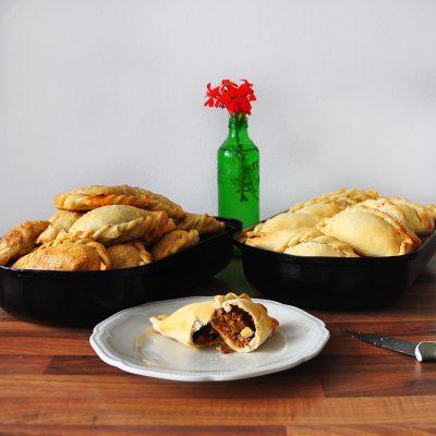 Argentinian Vegan Empanadas