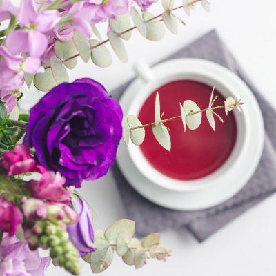 Red Velvet Beetroot Latte