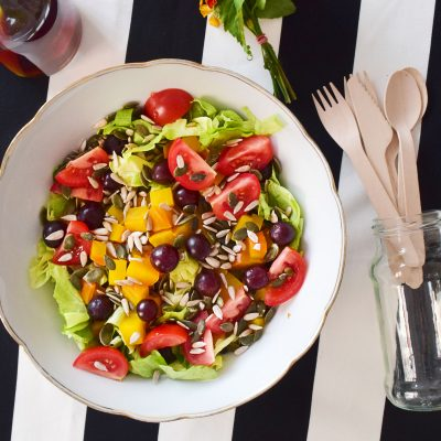 Red Grape and Beet Salad