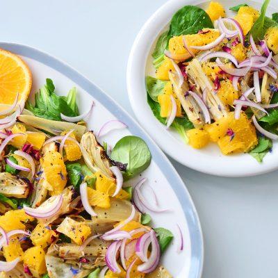 Sweet Fennel Salad