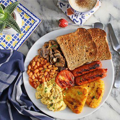 Vegetarian English Breakfast