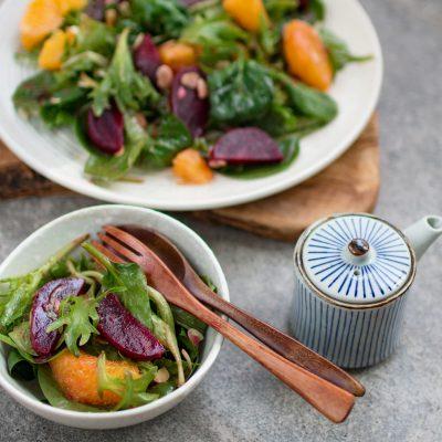 Beetroot and Orange Salad