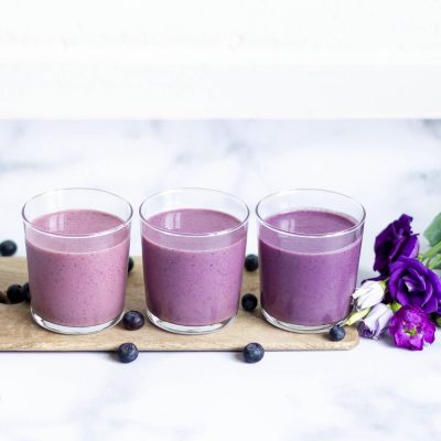 Macqui Berry Protein Smoothie
