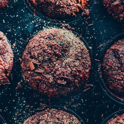 Mexican Chocolate Muffins